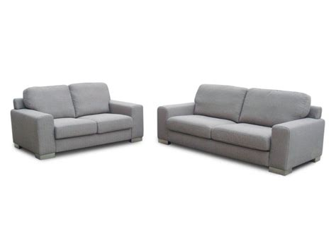 three and two seater sofas modern furniture living room fabric bond leather sofa 3