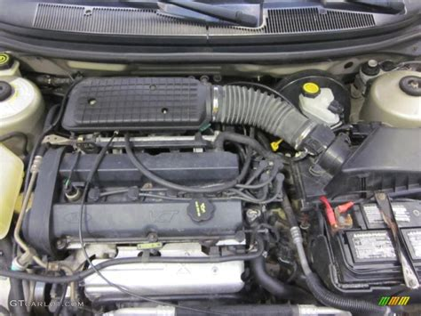how cars engines work 1996 ford contour engine control 2000 ford contour se 2 0 liter dohc 16 valve 4 cylinder engine photo 46047557 gtcarlot com