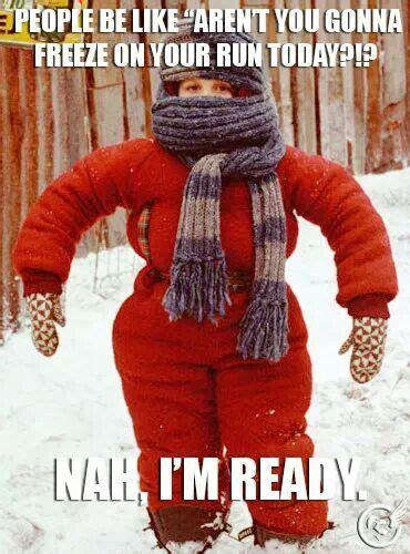 gonna  cold  running  surviving  polar vortex   christmas story