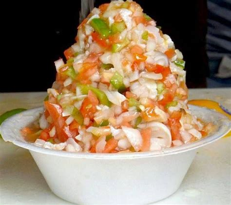 The Wonder Of Conch Salad The Road Warrior