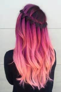 can you color hair best 20 rainbow hair ideas on dyed hair