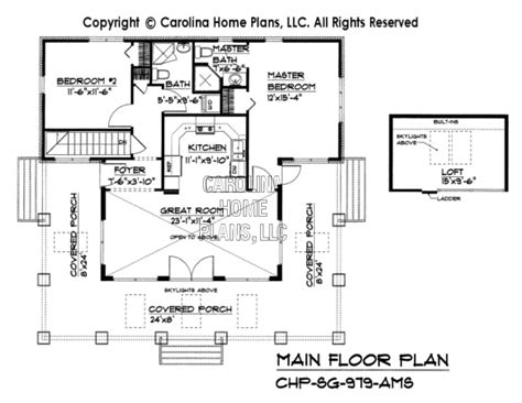 main floor plans pdf file for chp sg 979 ams affordable small home plan