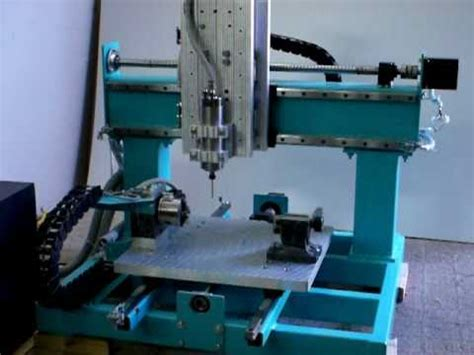 axis cnc machining metall frame youtube
