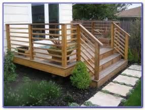 creative deck ideas cheap wood deck railing decks home decorating ideas