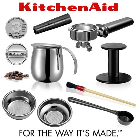 espresso machine kitchenaid kitchenaid artisan espresso maker almond cream cookfunky