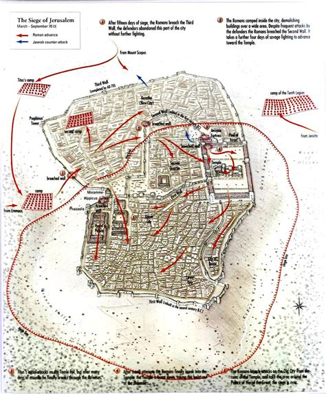 map of ancient jerusalem in jesus time maps for the of jesus