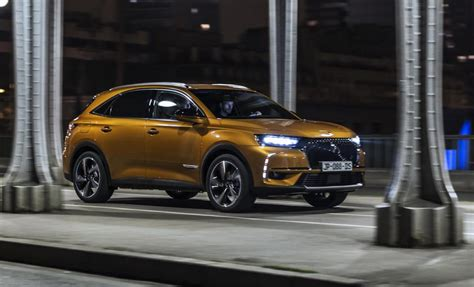 citroen ds citroen ds 7 crossback revealed as suave suv