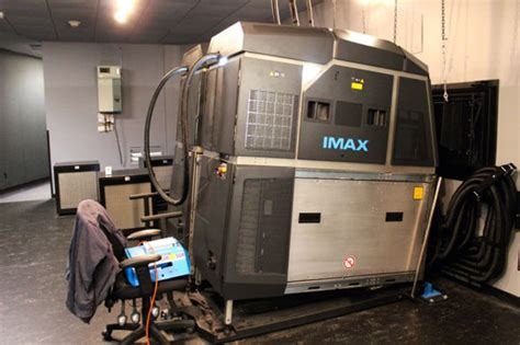 Proyektor Imax Imax Launches New Laser Projection System At S