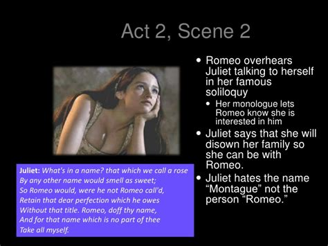 Romeo and juliet act 2 final