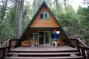 Small A Frame Cabin tinyhousedesign new post has been published on tiny