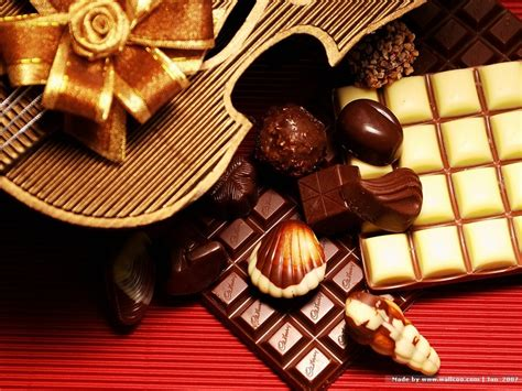 wallpaper of coklat chocolate images chocolate
