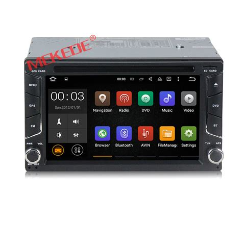 Android Ram 2 G android 7 1 2g ram support 4g sim lte network radio 2din universal car dvd player gps navigator