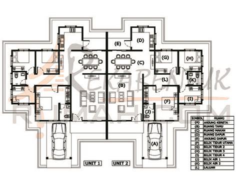 layout rumah 4 bilik design rumah 4 bilik archives rekabentukrumah
