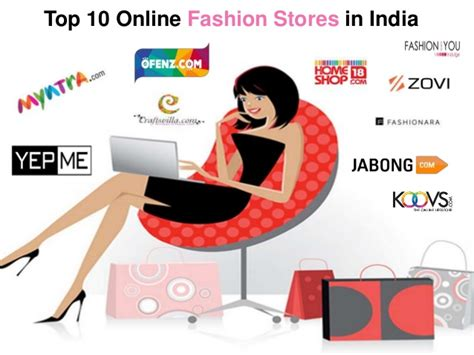 top 10 fashion stores in india