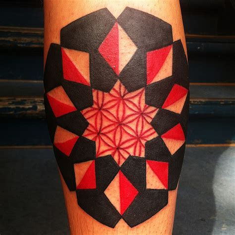 black and red tattoo and black best design ideas
