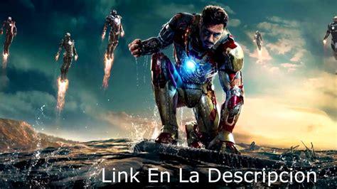 descargar iron man en espanol latinoingles mega full