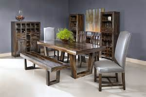 grayson sheesham dining room set 75305 coast to coast