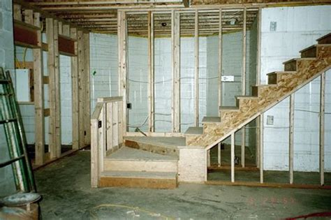 building basement stairs the best general tips for do it yourself building basement stairs home design ideas