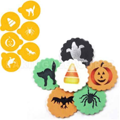 printable halloween stencils for cookies halloween cookie stencils