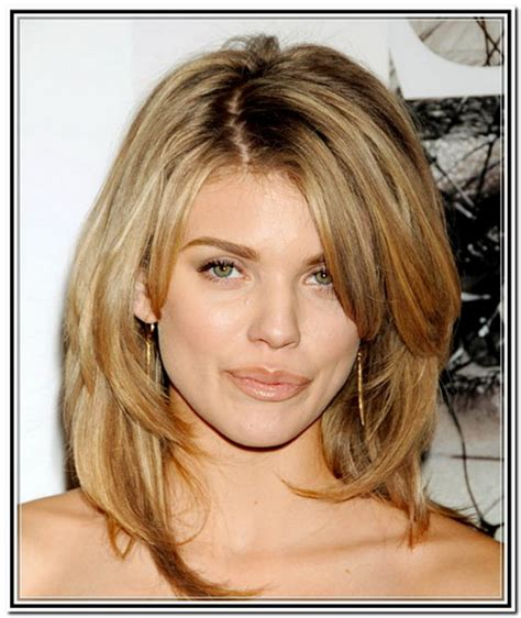 Layered Medium Hairstyles by Hairstyles For Layered Hairstyles 2013
