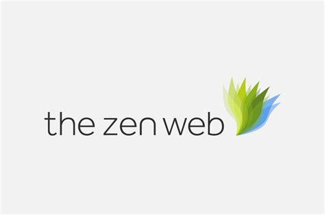 logo design zen logo design snapshot the zen web logo