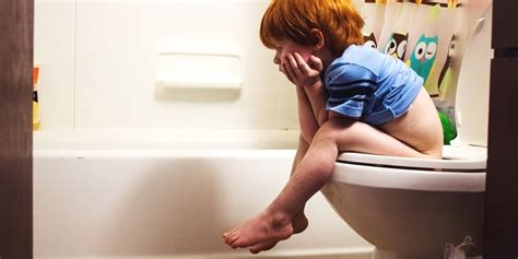 kid pee toilet constipation in kids tips to help move things along
