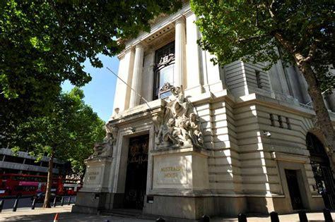 australia house australia house london the strand building e architect