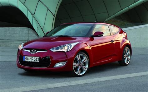 2012 Hyundai Veloster Specs 2012 hyundai veloster review ratings specs prices and