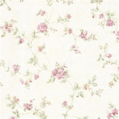 Decowunder wallpapers country house wallpaper vintage rose 68332 to