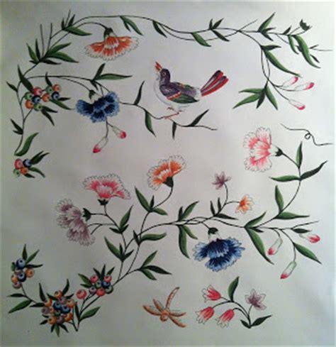 Handmade Wallpaper - zilmers luxury wallpapers and designs handpainted