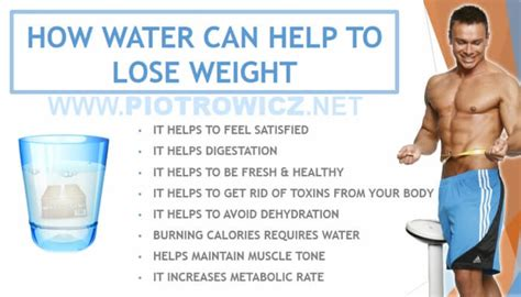 A Trick That Helps To Lose Weight by How Water Can Help To Lose Weight Healthy Fitness Tips