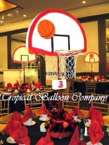 Basketball Hoop Decoration Balloon Event Decorating Most Southeastern Florida