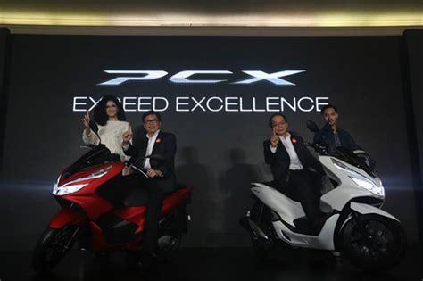 Pcx 2018 Honda Cengkareng by All New Honda Pcx 150 Produksi Indonesia Telah Hadir