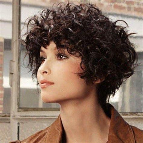 fotos de cortes de pelo de la nuca cortes de pelo rizado 191 cual es el que m 225 s te favorece
