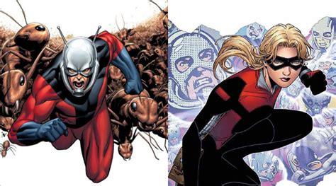 film marvel adalah marvel tetap akan tilkan superhero wanita di ant man