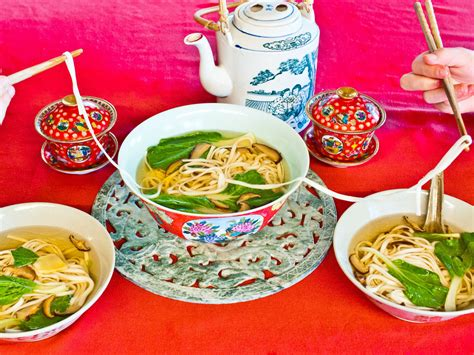 new year eat noodles 8 lucky foods to ring in the new year serious eats