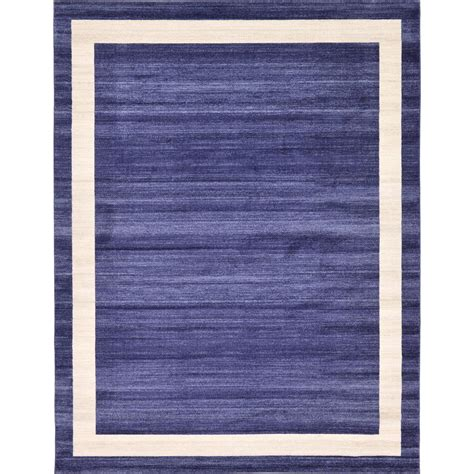 10 ft area rugs unique loom mar navy blue 10 ft x 13 ft area rug