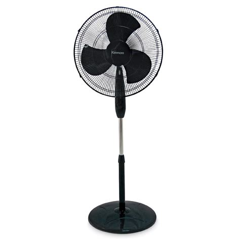 standing fan with remote kenmore 32682 18 quot oscillating stand fan w remote