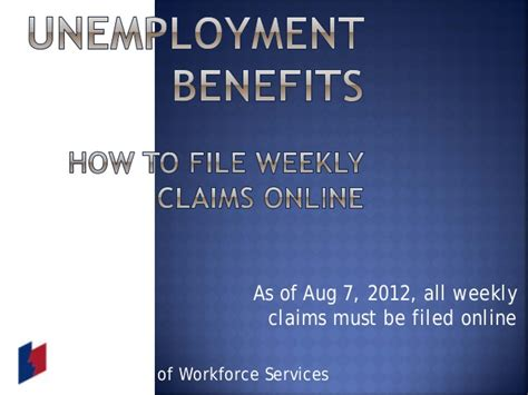 file your weekly ui claims arizona department of unemployment insurance weekly claims