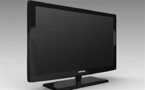 Tv Flat Samsung apart november 2009