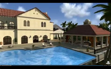 Crib House by Playstation Home S Home Mansion Emulates Mtv S Cribs Ifc