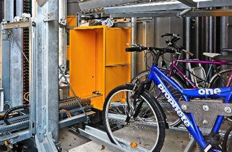 luxus garagen 2581 rutesheim im turm steht das rad gesch 252 tzt und sicher