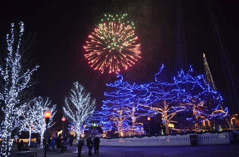 kennywood holiday lights 2013 pittsburgh tradition in a