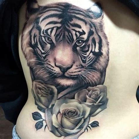 tiger and rose tattoo best 25 tiger design ideas on tiger