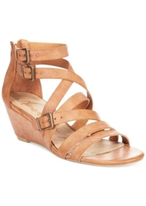 american rag american rag carlin wedge sandals only at