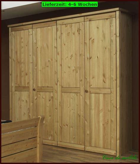 Schlafzimmer Schränke Massivholz by Massivholz Kleiderschrank Schlafzimmer Schrank Holz Kiefer