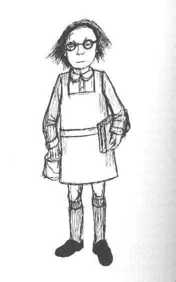 Cold Lake Cathy: H is for Harriet the Spy