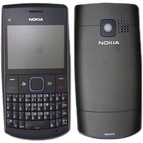 Handphone Nokia X2 Qwerty nokia x2 01 leaks has qwerty keyboard but no symbian