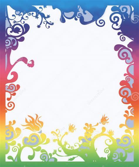 beautiful border designs  photoshop border design