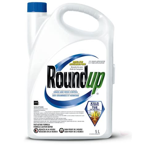 The Roundup by Roundup 5 Fl Oz Roundup Refill 5l Display Lowe S Canada
